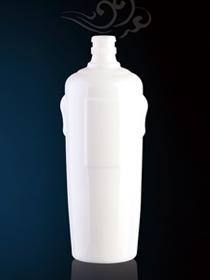 乳白瓶-019