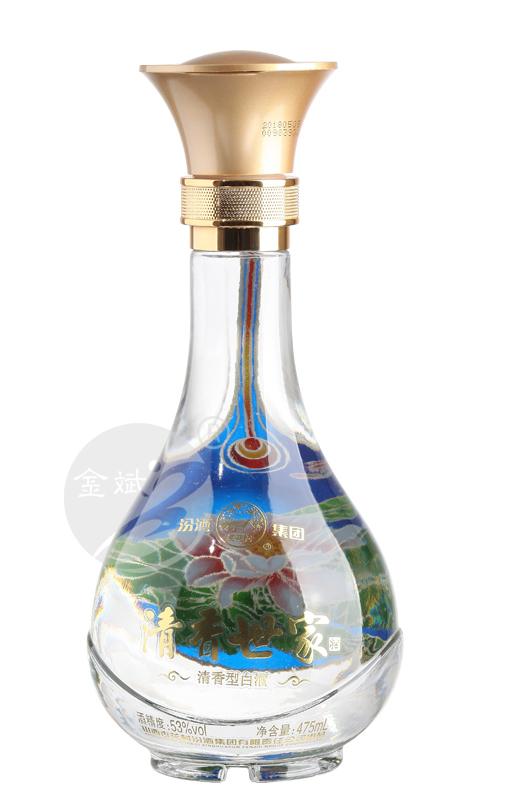 新款酒瓶-001